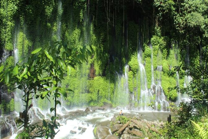 Asik-Asik Falls, Alamada, North Cotabato