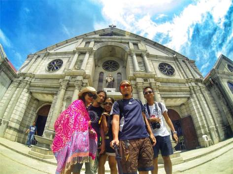 guiuan church
