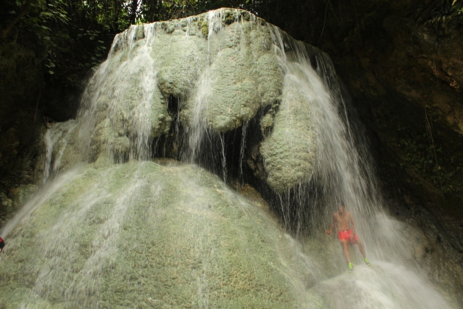 The Waterfalls of Southern Cebu – Part 1: Mantayupan and Aguinid Falls